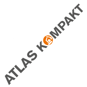 Pelles sur pneus Atlas Kompakt