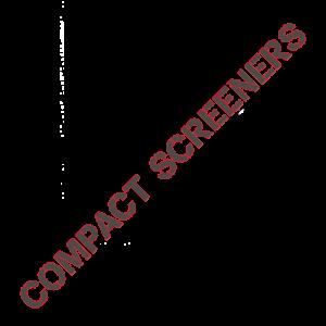 Cribleuses Compact Screeners